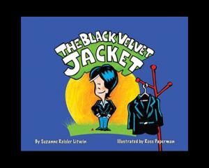 The black velvet jacket Book