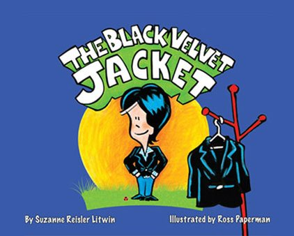 The Black Velvet Jacket book cover