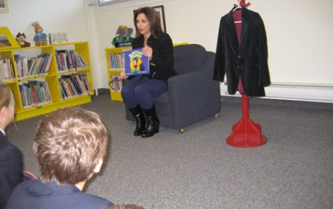 """""""The Black Velvet Jacket"""" Reading & Book Signing at Lower Canada College"""