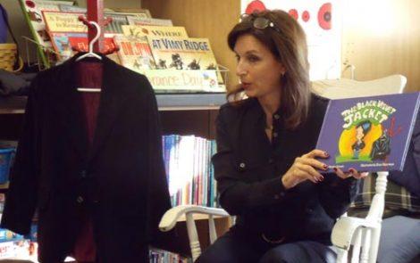"""The Black Velvet Jacket"" Reading & Book Signing at Selwyn House School"