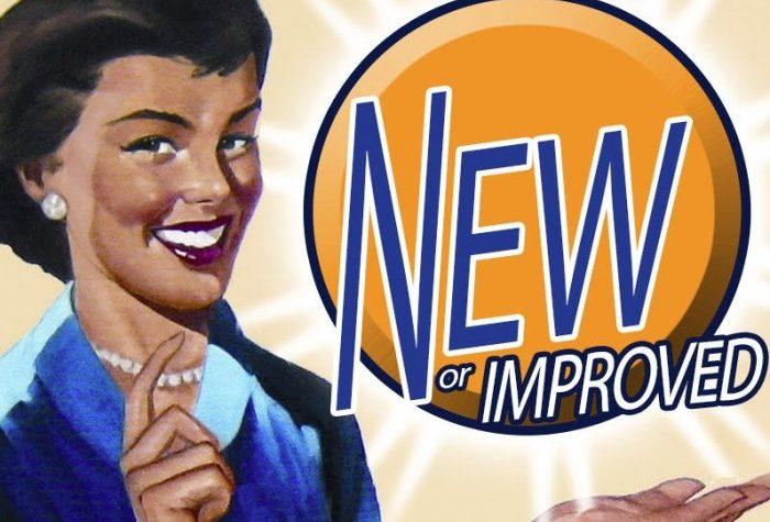 New vs Improved