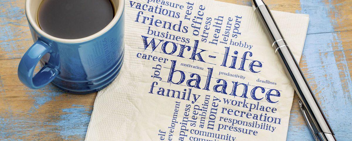 Life's Balance — Balance Life's