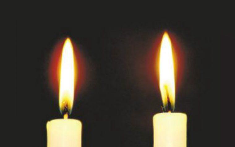 I Light My Candles