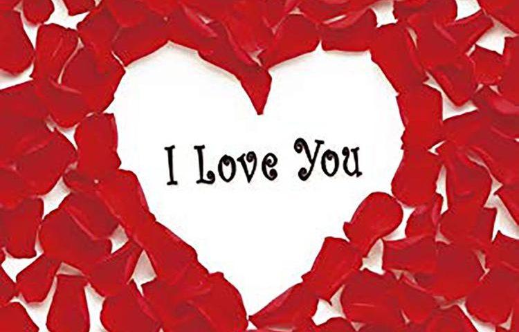 I Love You, I Love You, I Love You, Unnerstand!
