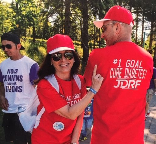 Domi a Favour & Max Your Donation to JDRF