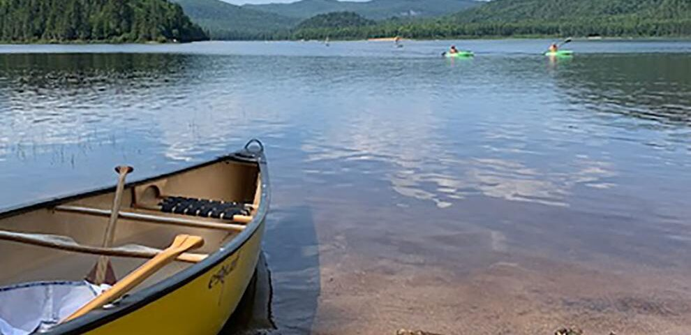 Lessons from the Canoe – Being 6 or 86